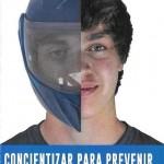 En moto, el casco es parte de vos. 1
